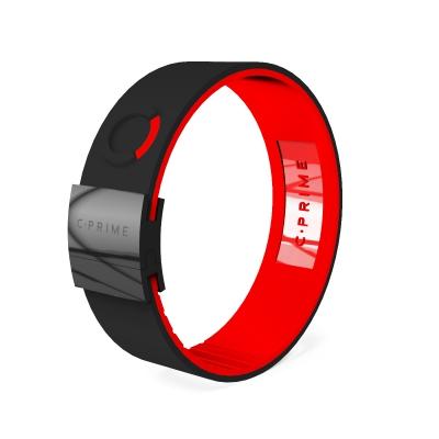 black/red/black